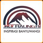 Radio Raung FM Banyuwangi Indonesia