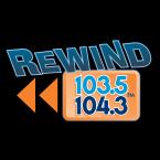 Rewind 103.5/104.3 103.5 FM USA, Columbus