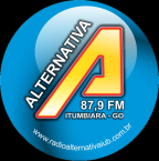 Rádio Alternativa FM 87.9 FM Brazil, Itumbiara