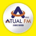 Rádio Atual FM 103.5 FM Brazil, Concórdia