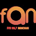 Rádio Fan FM (Aracaju) 99.7 FM Brazil, Aracaju