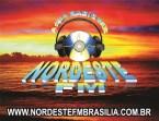 Rádio Nordeste FM (Brasília) Brazil, Brasília