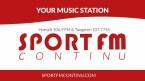 Sport FM Continu Belgium