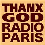 THANX GOD RADIO PARIS France