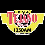 Tejano 107.5 HD2 & 1350 AM 107.5 FM USA, San Antonio del Tachira