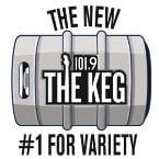 101.9 The Keg 101.9 FM USA, La VIsta