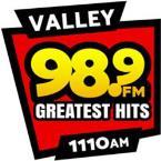 Valley 98.9 98.9 FM United States of America, Salem