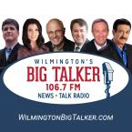 Wilmington's Big Talker 106.7FM 106.7 FM USA, Wilmington