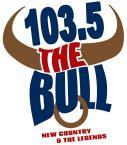 103.5 The Bull WZVA 103.5 FM USA, Bluefield