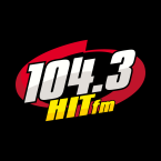 104.3 Hit FM 104.3 FM Mexico, Ciudad Juárez
