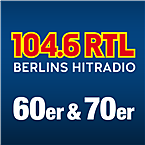 104.6 RTL 60er und 70er Germany