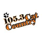 105.3 Cat Country 105.3 FM USA, Lebanon-Rutland-White River Junction