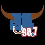 98.7 The Bull 98.7 FM USA, Portland