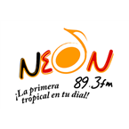 NEON 89.3 FM 89.3 FM Dominican Republic, Santo Domingo