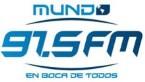 Radio Mundo 91.5 Fm HD Ecuador, San Jose de Chimbo