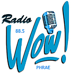 WOW RADIO PHRAE 88.5 FM Thailand
