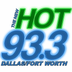 The New HOT 93.3 93.3 FM United States of America, Dallas