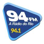 Rádio 94 FM (Rio) 94.1 FM Brazil, Rio de Janeiro