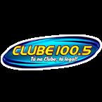 Rádio Clube FM 100.5 FM Brazil, Ribeirão Preto