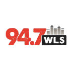 94.7 WLS-FM 94.7 FM United States of America, Chicago