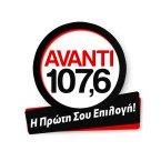Avanti FM 107.6 FM Greece, Larissa