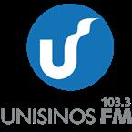 Rádio Unisinos FM 103.3 FM Brazil, São Leopoldo