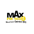 FM 103.9 MAX FM 103.9 FM Canada, Moncton