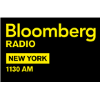 Bloomberg Radio New York 1130 AM USA, New York