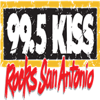 99.5 KISS 99.5 FM USA, San Antonio del Tachira