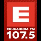 Rádio Educadora FM (Salvador) 107.5 FM Brazil, Salvador
