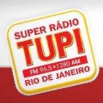 Super Rádio Tupi (Rio) 96.5 FM Brazil, Rio de Janeiro
