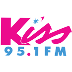 Kiss 95.1 95.1 FM United States of America, Charlotte
