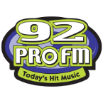 92 PRO-FM 92.3 FM United States of America, Providence