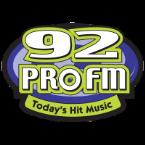 92 PRO-FM 92.3 FM USA, Providence