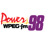 Power 98 97.9 FM United States of America, Charlotte
