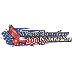 100.7 The Eagle WEFX 100.7 FM USA, Watertown