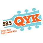 99.5 QYK 99.5 FM United States of America, Tampa