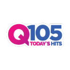 Q 105 105.5 FM USA, New London