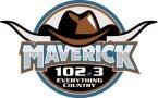 Maverick 102.3 102.3 FM United States of America, Rocky Mount