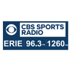 CBS Sports Radio Erie 1260 AM United States of America, Erie