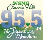 Jewel 95.5 FM WSMG 1450 AM USA, Greeneville