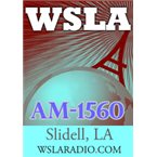 WSLA 1560 AM United States of America, New Orleans