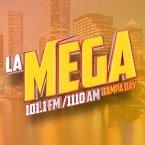 La Mega 101.1  Tampa Bay 1110 AM United States of America, Tampa