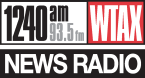 NewsRadio WTAX 1240 AM United States of America, Springfield