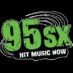 95SX 95.1 FM United States of America, Charleston