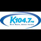 K104.7 104.7 FM USA, Charlotte