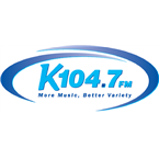 K104.7 104.7 FM United States of America, Charlotte