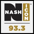 Nash Icon 93.3 93.3 FM USA, Huntsville