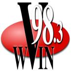 V-98.3 98.3 FM USA, Elmira-Corning