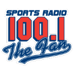 Sports Radio 100.1 The Fan 100.1 FM United States of America, Florence